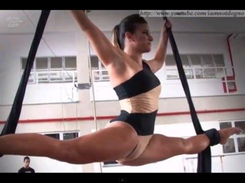 Jade Barbosa: confira o making off do ensaio fotográfico da ginasta brasileira