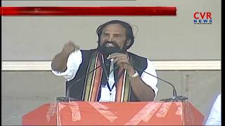 TPCC Chief Uttam Kumar Reddy Speech At Rahul Gandhi Public Meeting from Kodangal | CVR News - CVRNEWSOFFICIAL