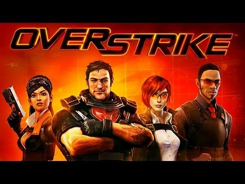 OverStrike - GamesCom 2011: Debut Cinematic Trailer | OFFICIAL | HD
