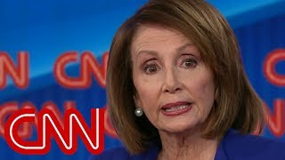 Pelosi: Impeachment is not a 'policy agenda' - CNN