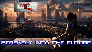 Royalty Free Serenely into the Future:Serenely into the Future