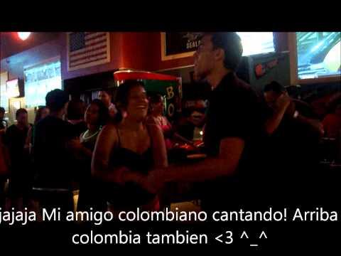 Asi los cubanos y Los boricuas bailamos la bachata