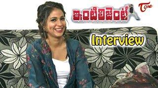 Lavanya Tripathi Special Interview About Intellegent Movie | Sai Dharam Tej | Lavanya Tripathi - TELUGUONE