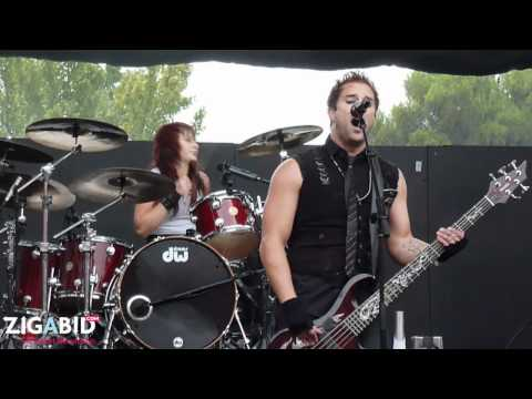 Skillet Performs Awake and Alive at Epicenter 2011 09.24.2011 HD