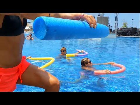 Prenatal Water Aerobics