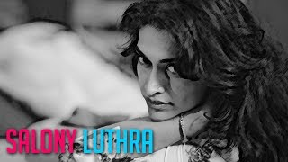 Sarabham heroine Salony Luthra – Exclusive interview