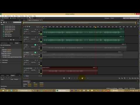 Audio Recording tutorial #03 with Jonathan Clark - Layered Multi-Tracking part 1