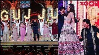 Salman, Shahrukh, Ranveer, Deepika, Aishwarya & others perform at Isha Ambani's wedding - ZOOMDEKHO