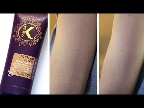 Karora CC Cream Review