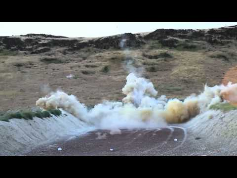 The Best Tannerite Bomb Video Ever