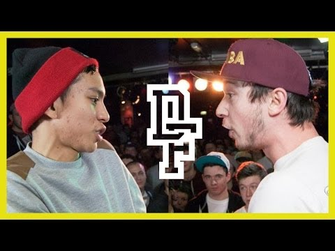 DON'T FLOP - Rap Battle - Carloss Vs Pedro