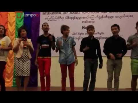 Burma's LGBT Community Slowly Coming Out