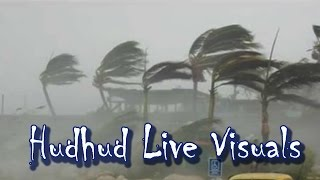 situation while Cyclone hudud entering to vizag | MOCK LIVE : TV5 News - TV5NEWSCHANNEL
