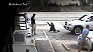 Deadly altercation over parking spot caught on camera - ABCNEWS