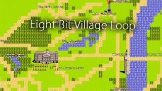 Royalty Free :Eight Bit Village Loop