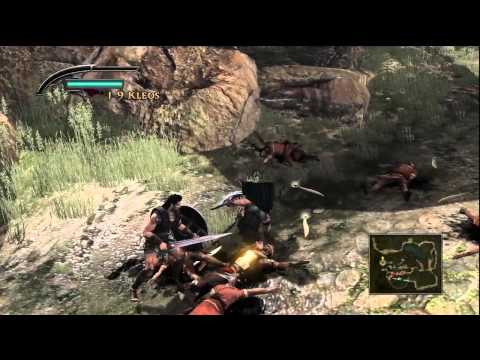 Warriors: Legends of Troy - Chapter 8 Plague HD Gameplay