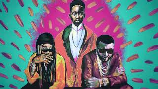 Mr Eazi & Major Lazer Feat. French Montana & Ty Dolla Sign - Leg Over (Remix) ( 2017 )