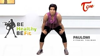 Spot Jogging Exercises | Yoga For Be Healthy Be Fit - TELUGUONE