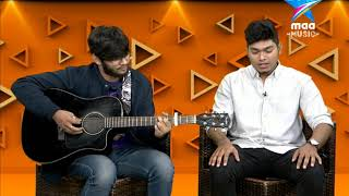 #KrazyMorningz with Triad Band..Daily at 8 AM on Star Maa Music - MAAMUSIC