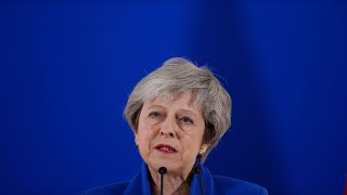 Theresa May expected to make statement to British Parliament - WASHINGTONPOST