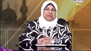بالفيديو.. سعاد صالح :حالتان أوصى الله فيهما بالأبناء في القرآن