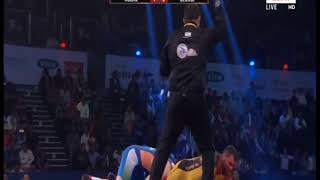PWL 3 Day 13: Alborov Aslan VS Georgi Ketoev at  Pro Wrestling League season 3 |Highlights - NEWSXLIVE