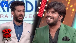 Sudheer and Anchor Ravi Funny Task Performance Promo - Dhee Champions (#Dhee12) - 16th October 2019 - MALLEMALATV