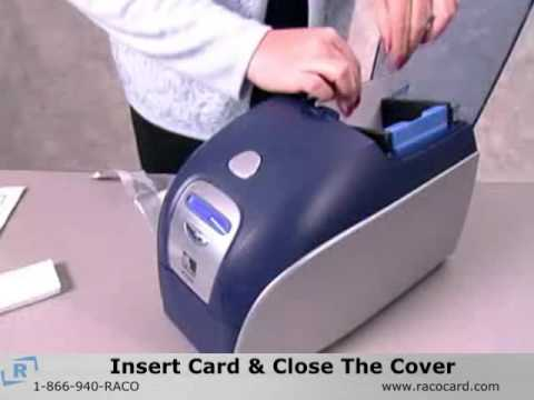 How to Clean Zebra p110i Card Printer