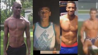 فيديو أطرف ردود أفعال مشاهير الرياضة في تحدي
