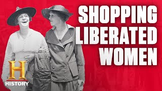 How Department Stores Liberated Victorian-Era Women | History - HISTORYCHANNEL