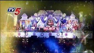 Grand Preprations Underway For Shiva Parvatula Kalyanam : TV5 News - TV5NEWSCHANNEL