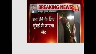 श्रीदेवी के पार्थिव शरीर को दुबई से लाने के लिए भेजा जायेगा प्राइवेट जेट - AAJTAKTV
