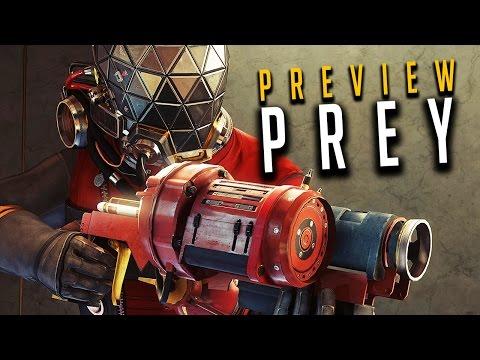 EXKLUSIVE LEVEL-PREVIEW! ㊙️ PREY (2017) Preview (Bonus)