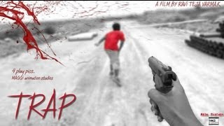 TRAP - A Telugu Short Film by Ravi Teja Varma (RTV) - YOUTUBE