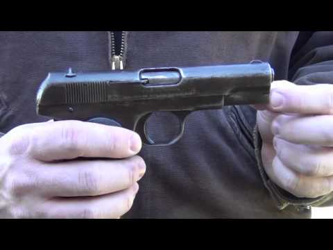 Colt 1903 Pocket Hammerless .32 ACP Review