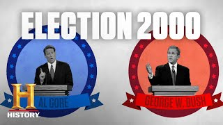 How the U.S. Supreme Court Decided the Presidential Election of 2000 | History - HISTORYCHANNEL