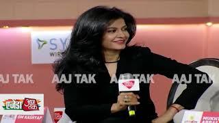 Agenda Aaj Tak: गठबंधन पर बैठे ड्राइवर के पास नहीं है ड्राइविंग लिसेंसे- Mukhtar Abbas Naqvi - AAJTAKTV