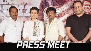 Naam Shabana Press Meet | Taapsee Pannu, Akshay Kumar | TFPC - TFPC