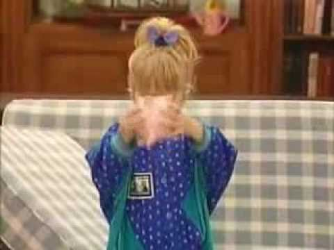 Full House - Michelle funny clips