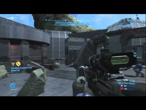 Inactive :: A Halo: Reach Montage - 100% MLG!