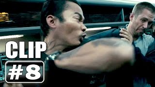 TONY JAA Versus PAUL WALKER - FAST and FURIOUS 7 Clip # 8 - FILMSACTUTRAILERS