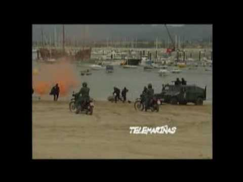 SIMULACRO DE LA GUARDIA CIVIL