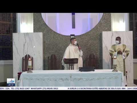 Solenidade Sant'Ana e São Joaquim- Ano A - 26/07/2020 às 19:00h