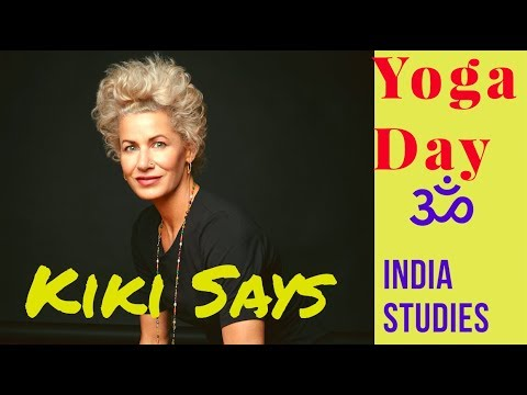 International Yoga Day - Yoga Is a Global Language