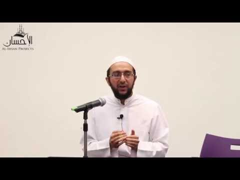 Oh Men Be Men - Dr. Uthman Lateef