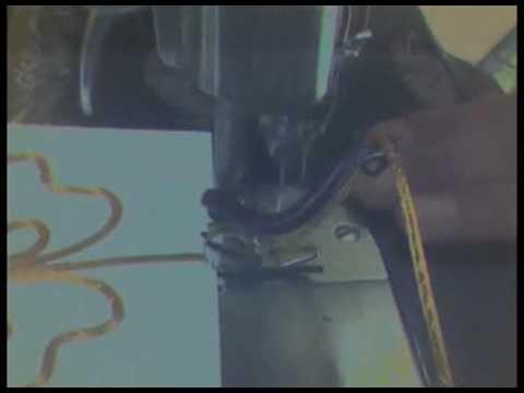 Accesorio para bordar con maquina de coser