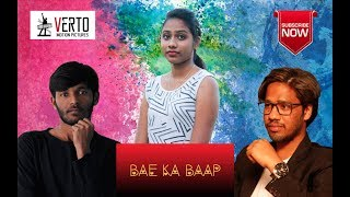 BAE KA BAAP    Latest Telugu Shortfilm 2018     VMP    Directed by SKY    With ENGLISH subtitles - YOUTUBE