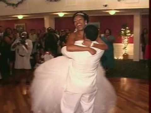 Crazy Colemans boombastic 1st, surprise wedding dance