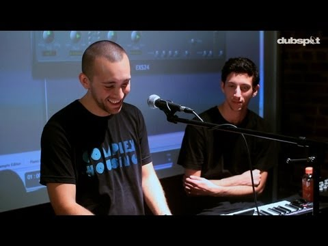 Salva + Shlohmo Interview @ Dubspot: FoF Music, Frite Nite, WEDIDIT