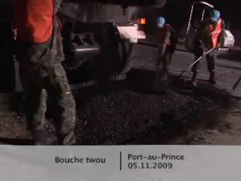 Bouche Twou - HAITI